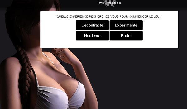 west sluts jeu de sexe
