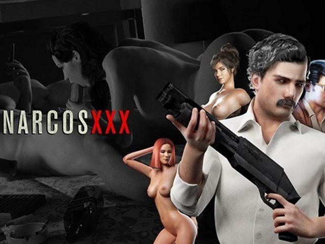 narcos XXX jeu sexe