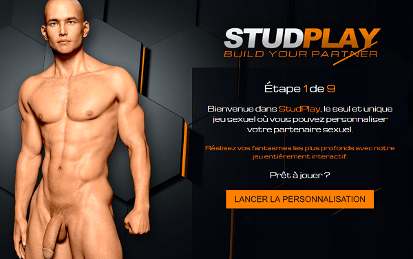 Stud Game jeu porno