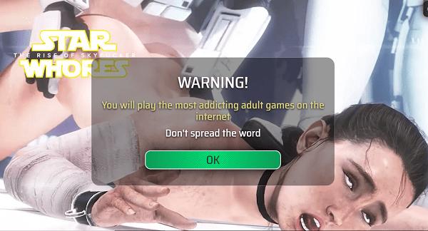 avis sur jeu porno