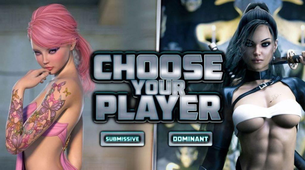 Lesbian Porn Games : choisi ta joueuse