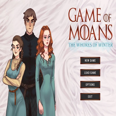 Game of Moans porno