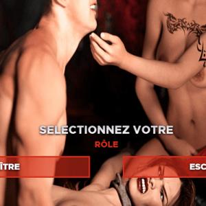 jeu hard BDSM sexe